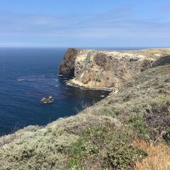 Northern Side of Santa Cruz