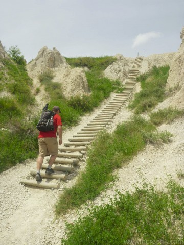 Badlands - Notch Trail