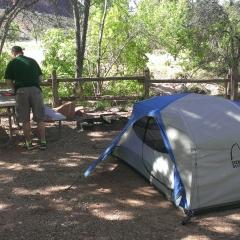 Campsite @ Watchmen CG
