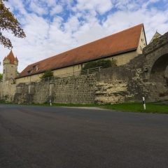 Rothenburg Wall