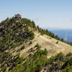 Mt. Scott Watchtower