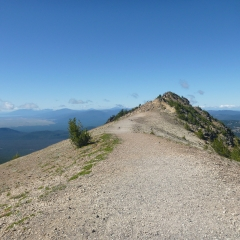 Trail from the Watchtower