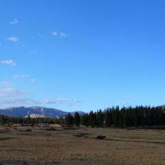 Tuolumne Meadows Trailhead
