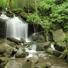Rainbow Falls, sub falls