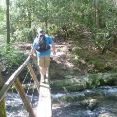 Bridge to Abrams Falls