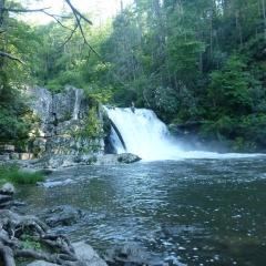 Abrams Falls & Lake