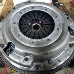 Exedy Clutch Assembled