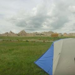 Badlands Camp