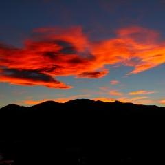 Leadville Sunset