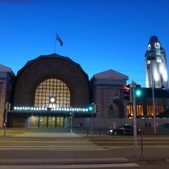 Helsinki, 1AM