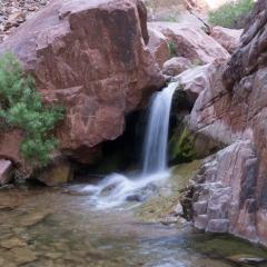 Phantom Creek Falls