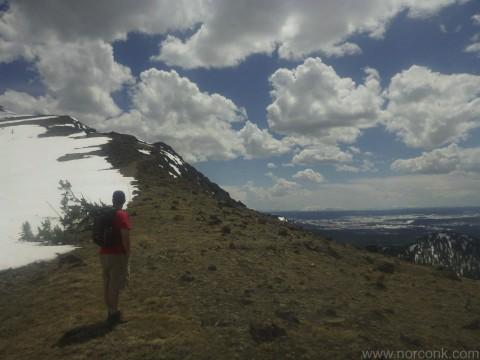 Mt. Washburn