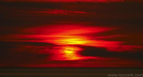 Grand Marais Sunset