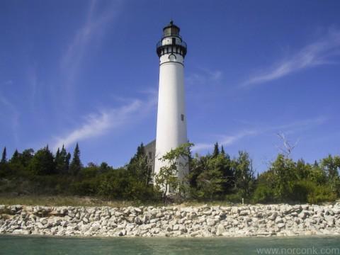 South Manitou Lighthouse