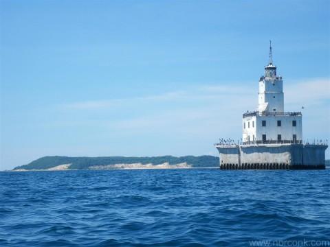 Manitou Passage Lighthouse