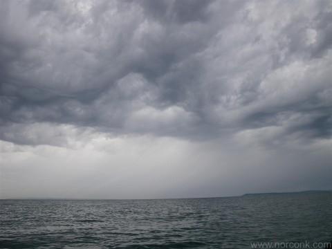 Return Trip Clouds