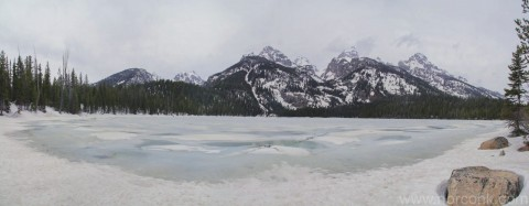 Bradley Lake Pano