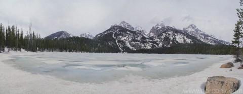 Bradley Lake Pano