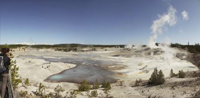 Norris Basin Pano