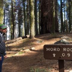 Moro Rock & me