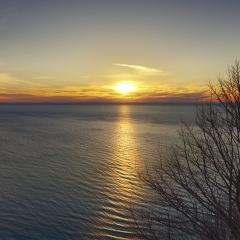 Empire Dunes Sunset