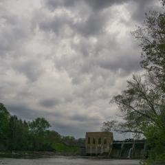 Upper Thornapple Dam