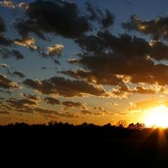 Uncle John's Sunset
