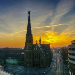 Eindhoven Sunrise