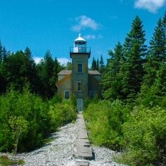 Bois Blanc Light House