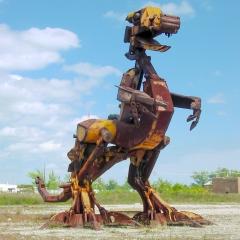 T-Rex Sculpture