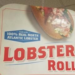 McDonalds Lobster Roll