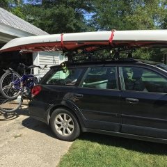 Loaded Subaru