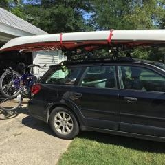 Loaded Subaru