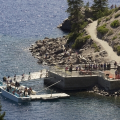 Crater Lake Ferry