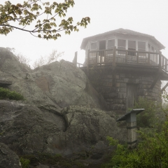 Mt. Cammerer Lookout Tower