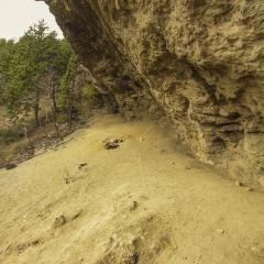 Alum Caves