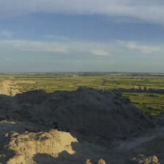 White River Valley Pano