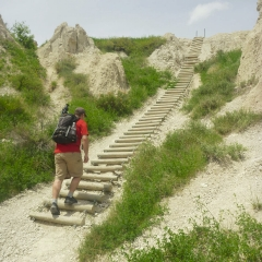 Badlands - Notch Trail