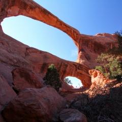 Double O Arch