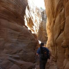 Bull Valley Gorge